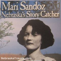 Mari Sandoz High Plains Heritage Display Picture - Nebraska Travels Attraction