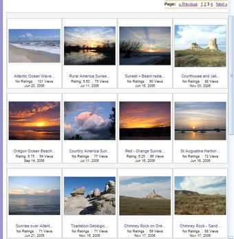To our new High Resolution Travel Photos USA Preview Gallery -- Opens new window